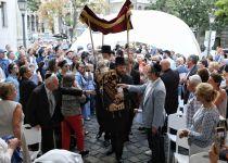 400 שנה אחרי שנסגר: בית הכנסת נפתח מחדש