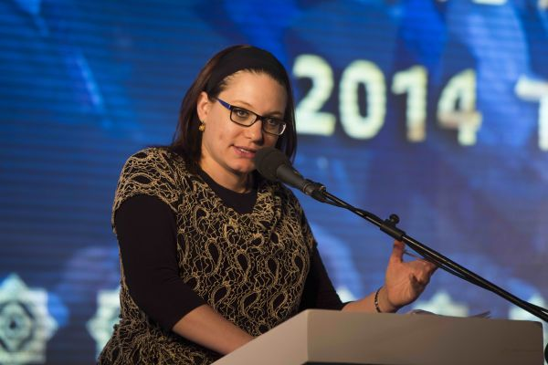 כבוד: סיון רהב מאיר קיבלה תואר מכובד במיוחד