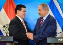משבר חריף בין ישראל לפרגוואי