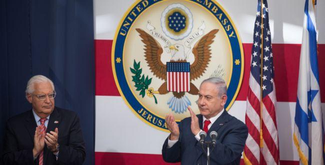 """שגרירות ארה""""ב: היזהרו ממתקפת טילים בישראל"""
