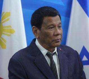 """חדשות בעולם, מבזקים האיום של נשיא הפיליפינים: """"נירה במי שיפר את הבידוד"""""""
