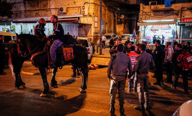 ליל כיפור: סוכל פיגוע דקירה ליד חומות ירושלים