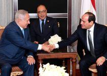 דיון על המצב בעזה: נתניהו נפגש עם נשיא מצרים