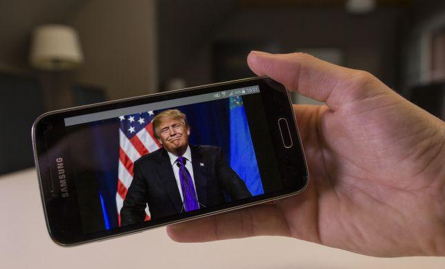 """מדוע טראמפ החליט לשלוח סמס לכל אזרחי ארה""""ב?"""
