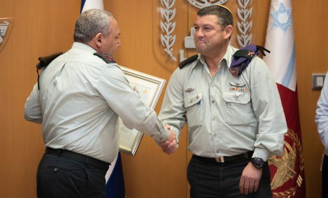 צפו. בנוכחות הרב סדן: עופר וינטר מונה למזכיר צבאי