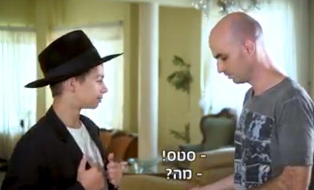 ''אנטישמיות'': ראש העיר מגיב לסרטון הקשה