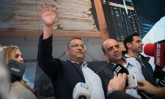 לקראת סיבוב שני בירושלים: באיחוד לאומי תומכים בליאון