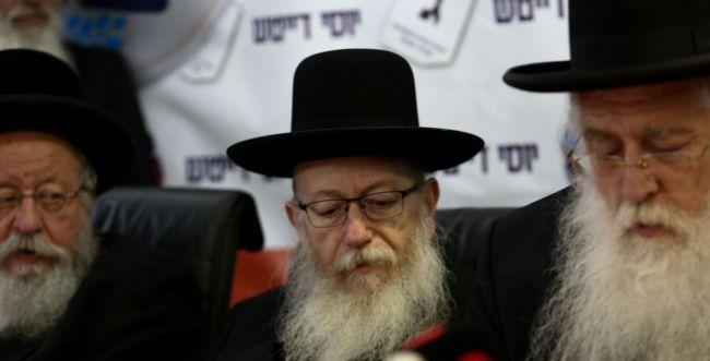 """ליצמן: """"אני לא שונא יהודים, אבל לפיד שונא אותי"""""""