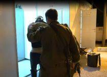 """צפו: רגע לכידת המחבל מהפיגוע בחטמ""""ר שומרון"""