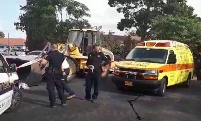 ההרוג ה- 34: בן 50 נהרג מפגיעת כף של טרקטור