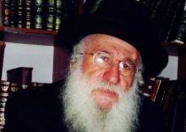 מגדולי פוסקי ההלכה: הרב לוי יצחק הלפרין הלך לעולמו