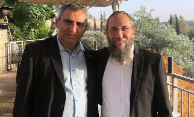 רב סרוג נוסף הודיע על תמיכה בזאב אלקין