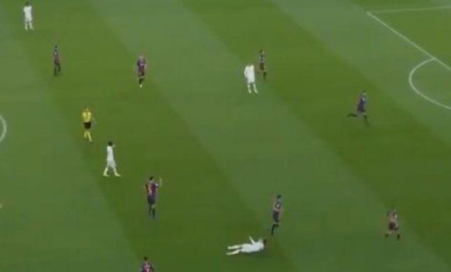 הסופר קלאסיקו: ברצלונה פירקה את ריאל מדריד. צפו