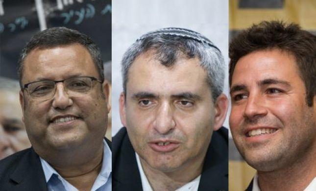 עימות סוער: ארבעת המועמדים לראשות ירושלים