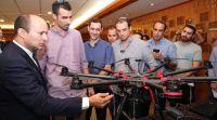 חדשות טכנולוגיה, טכנולוגי בנט סקר סטארטפים חדשים במרכז האקדמי לב