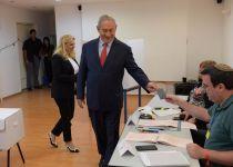 בגלל הדיון על הפסקת האש: נתניהו לא הצביע בבחירות