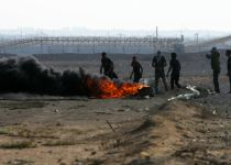 עשרות מחבלים חדרו מרצועת עזה לישראל