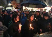 """לזכר הקרבנות: יהודי ארה""""ב בטקס הבדלה משותף"""