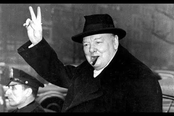 """צ'רצ'יל מעיד: בזכות השנ""""צ ניצחתי את מלחמת העולם השנייה"""