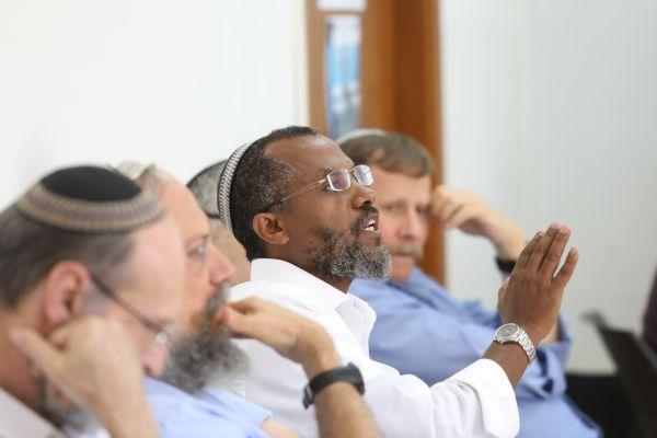 """העדה האתיופית והחמ""""ד: עניין של זהות"""