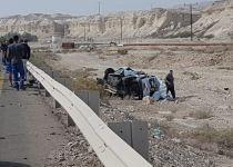 הישג: ירידה נרשמה במספר תאונות הדרכים ב-2018