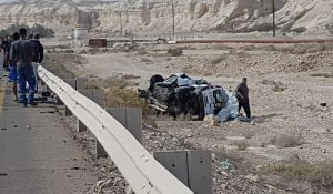 חדשות, חדשות בארץ, מבזקים תאונה קטלנית: זוג הורים ותינוק נהרגו בהתנגשות רכב לאוטובוס