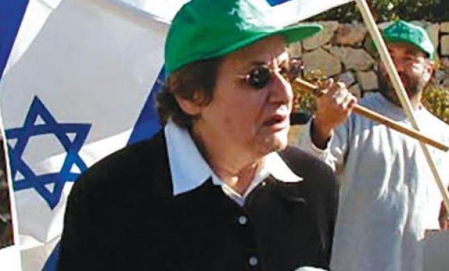 מייסדת תנועת 'נשים בירוק' הלכה לעולמה