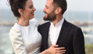 זוגיות, מבזקים, סרוגות בטקס מרגש: קורין גדעון נישאה לחילי סורוצקין. צפו