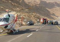 בעקבות התאונות: כץ הורה על תכנית לשדרוג כביש 90