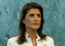 """ניקי היילי התפטרה מתפקידה כשגרירה באו""""ם"""