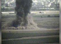 תיעוד: תקיפת מנהרת הטרור בחאן יונס