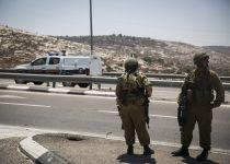 ערבי בן 8 ניסה לדקור חייל בכביש 443, אין נפגעים
