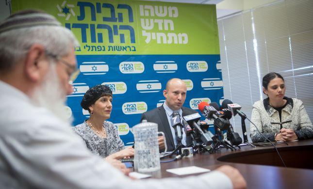 אבסורד: כך הפסידה הבית היהודי נציג נוסף בכנסת