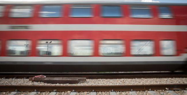 לא להאמין: ההפתעה שנמצאה על רציף הרכבת