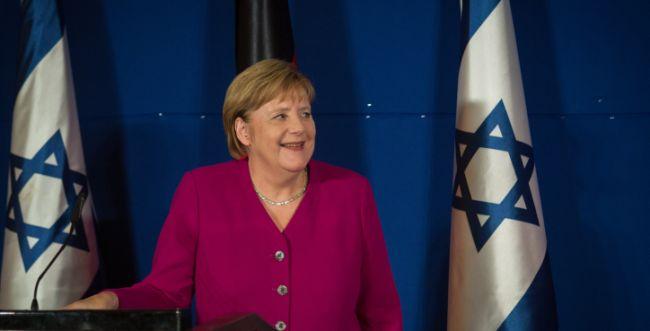 אחרי הביטול: אנגלה מרקל תגיע לישראל באוקטובר