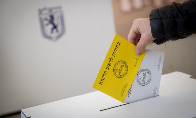 לאחר הספירה: אלו תוצאות ההצבעה למועצת ירושלים