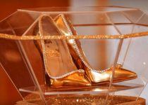 מוגזם או מושלם? כך נראת הנעל היקרה בעולם