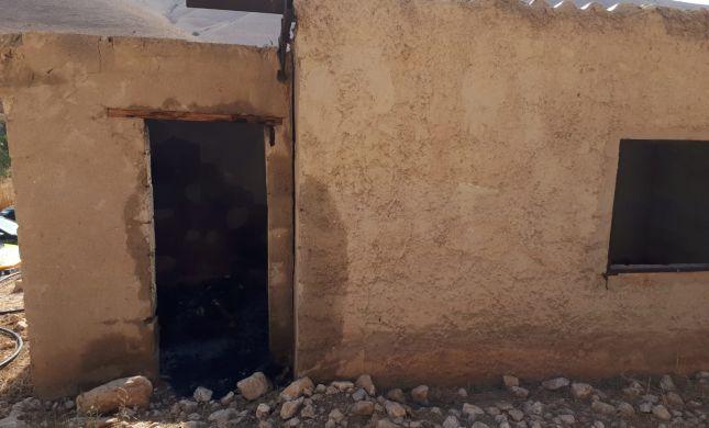 שתי גופות חרוכות נתגלו במבנה נטוש בבקעה