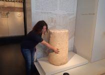 לראשונה עם השם ירושלים: כתובת אבן נדירה בת 2000