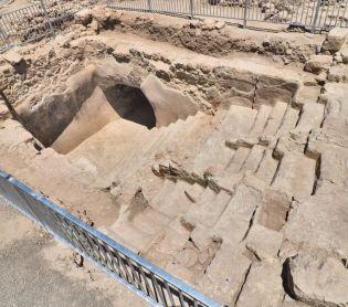 ארכיאולוגיה, טיולים האתר הארכיאולוגי בתל חברון ייפתח מחדש לציבור