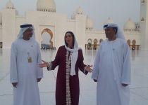 לאחר הניצחון: מירי רגב מבקרת במסגד • צפו