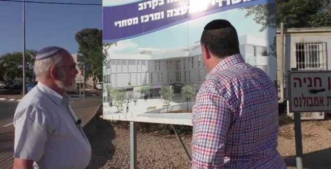 """ברנז'ה: איש היח""""צ קובי סלע רץ למועצת בית אל"""