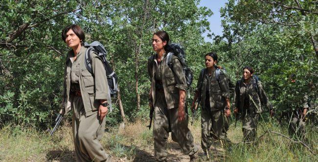 בצבא הכורדי יש יחידות הגנה של נשים. ומה אצלנו?