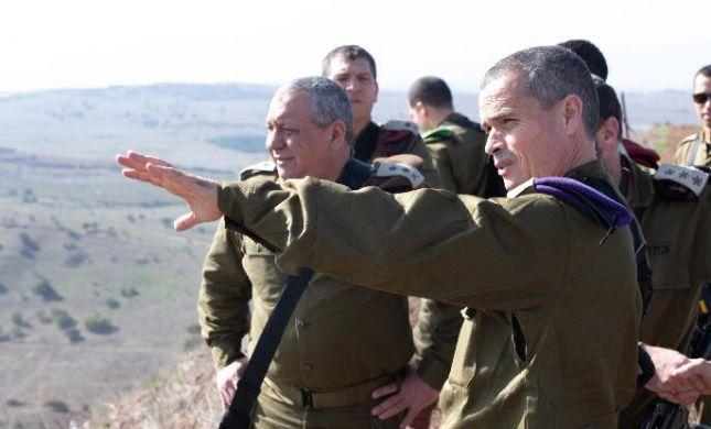 """הרמטכ""""ל בצפון: עשייה מתמשכת מול איראן"""