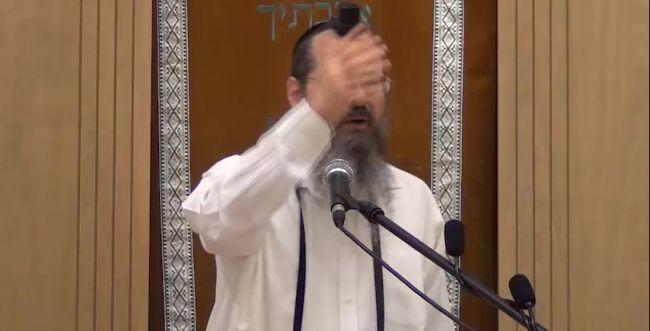 מהארכיון: כך הגיב הרב טל לפרשת עזרא שיינברג