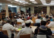 צפו: השיעור הראשון אי פעם של הרב משה הררי