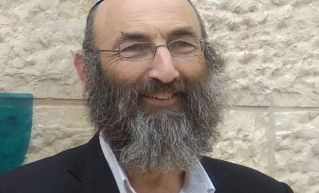"""הרב פרל: השתלחות הרב עמאר לא מתאימה לת""""ח"""