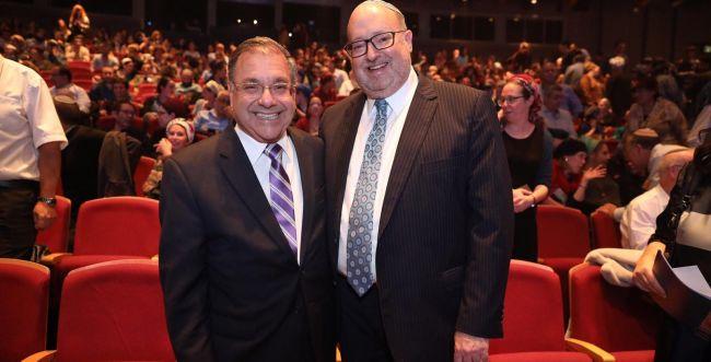 רשמית: הרב ברנדר הוסמך כנשיא רשת אור תורה סטון