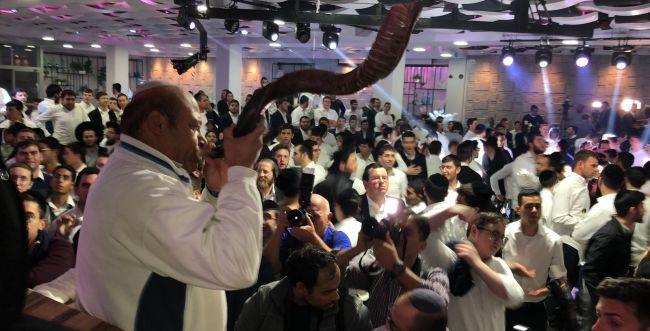 צפו: חגיגות הניצחון של פעילי משה ליאון