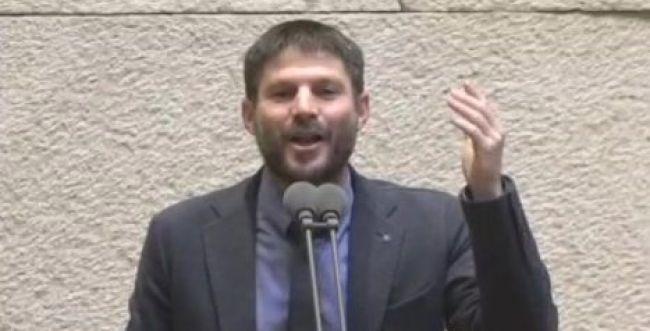 """צפו: סמוטריץ' הותיר את הח""""כים הערבים חסרי אונים"""